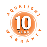 aquatight-10-year-warranty-logo
