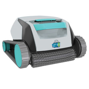 K-Bot Saturn Series SX1 Robotic Pool Cleaner Product Image