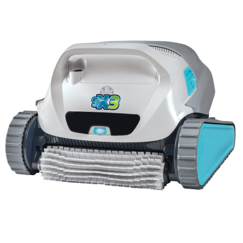 K-Bot Saturn Series SX3 Robotic Pool Cleaner Product Image