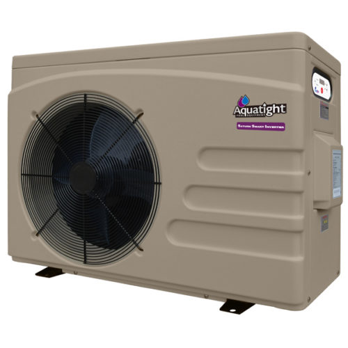Aquatight Saturn Series Smart Inverter Heat Pump Product Image