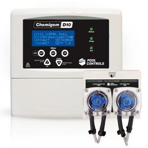 Pool Controls Chemigem D10 P Product Image